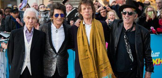 Enferma Jagger  y paran gira de los Rolling Stones