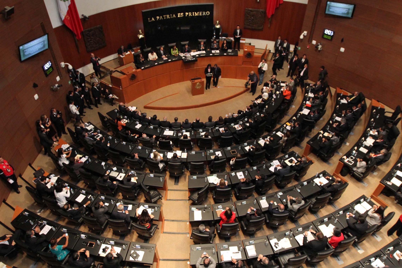 Comparecen en el Senado aspirantes a la Corte