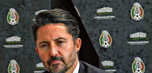 Yon de Luisa, es Vicepresidente de Concacaf