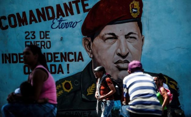 Asegura EU que el fin de Maduro está cada vez más cerca