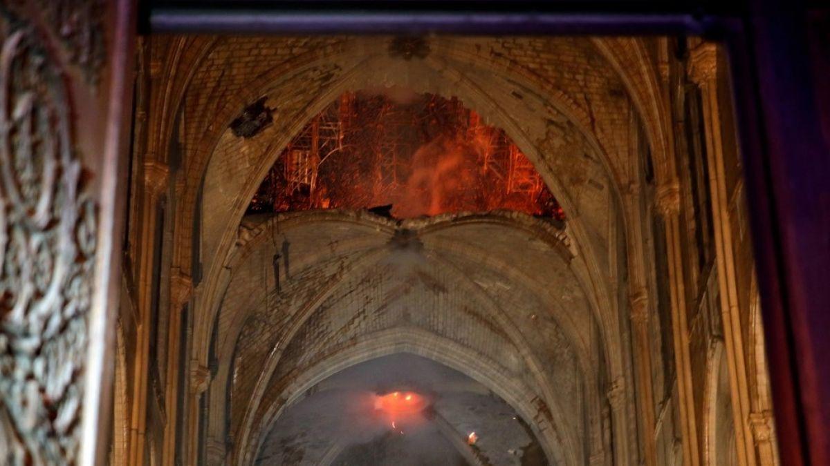 Infierno en Notre Dame