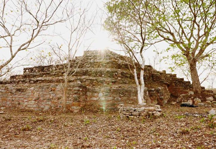 Chaltún-Ha nueva' zona arqueológica de Yucatán