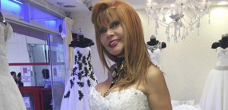 Dejan plantada a la Tigresa del Oriente el día de su boda