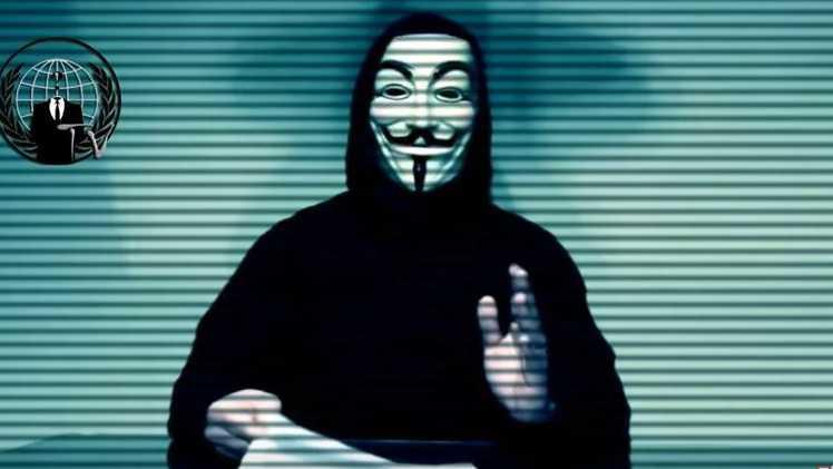 Anonymous amenaza a EU y Reino Unido por detención de Assange
