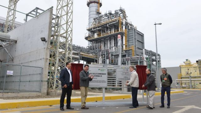 CFE reinicia proyecto de central eléctrica en Salamanca