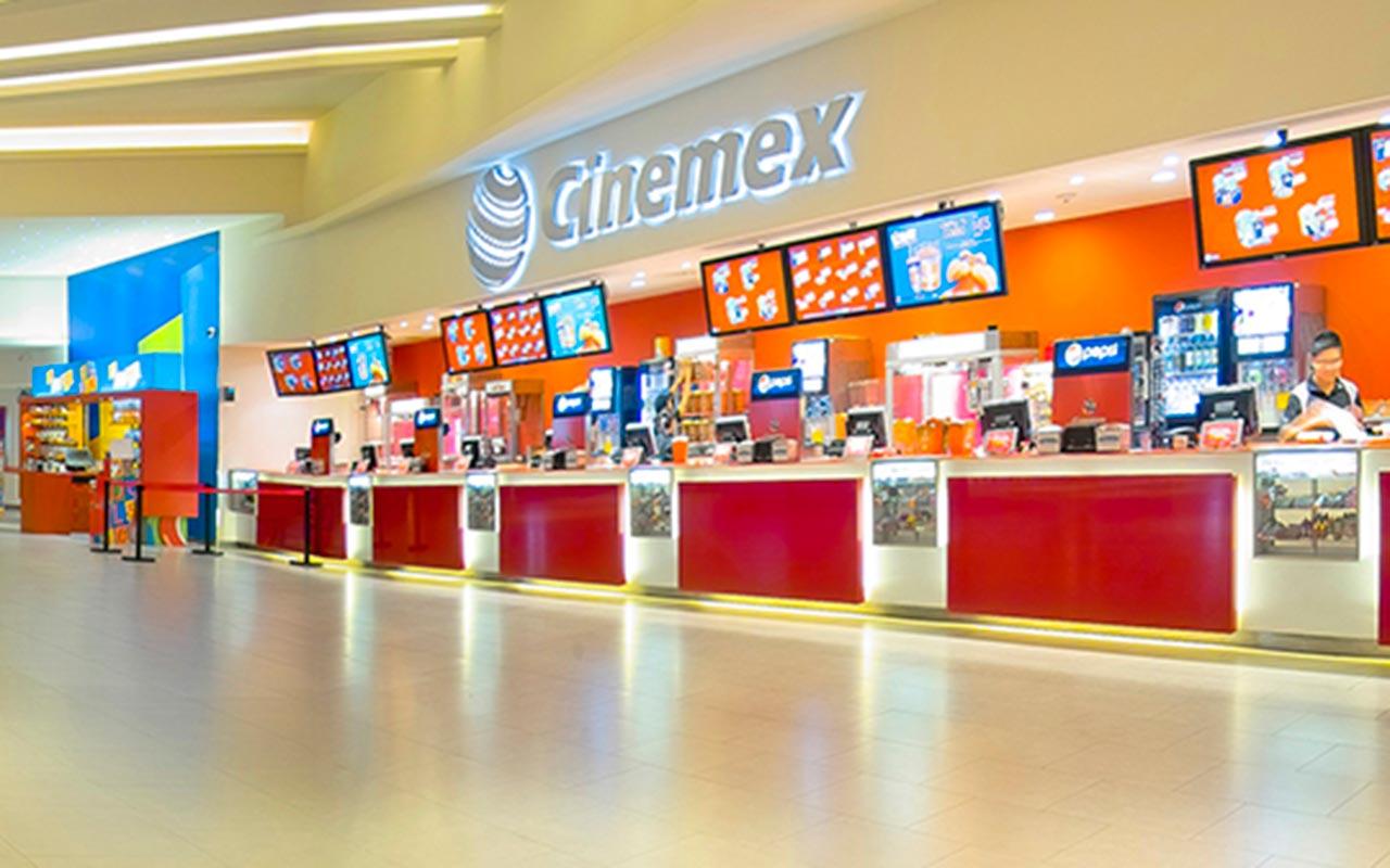 Cinemex se expande en Estados Unidos; abrirá 7 cines más a 2020
