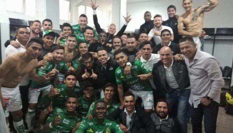 León impone el record de 11 victorias consecutivas