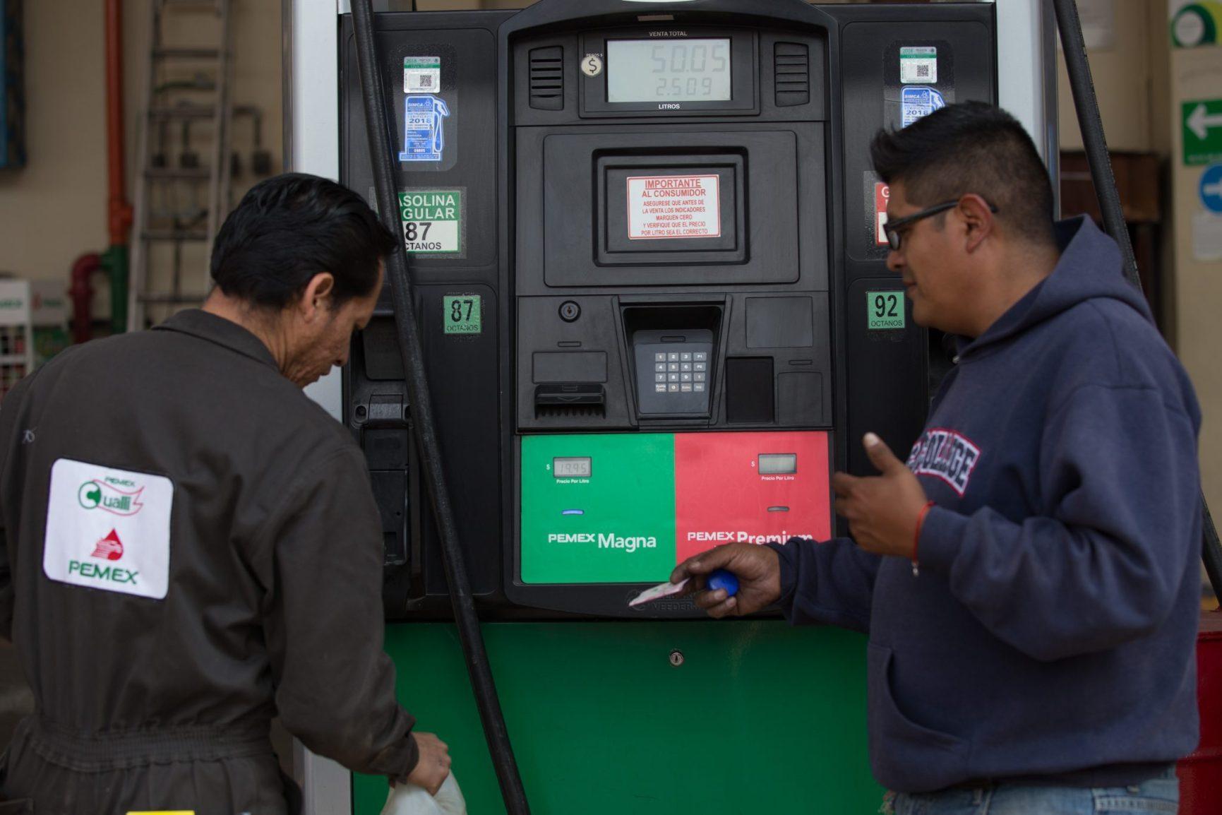 Gobierno de AMLO aumenta estímulo a Magna y diésel