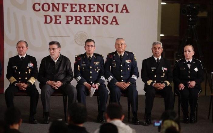 Presentan al Senado iniciativa sobre operación de Guardia Nacional