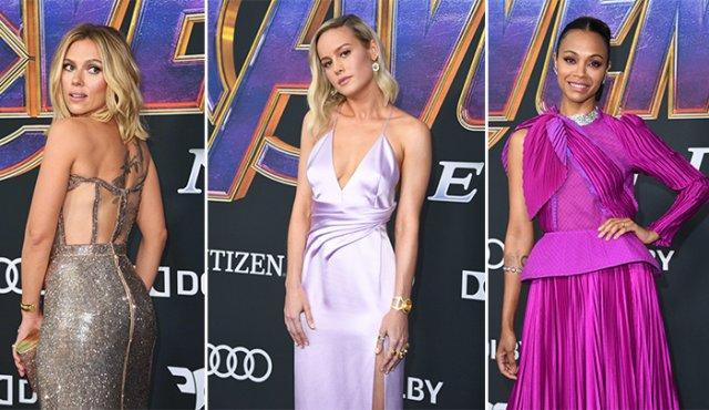 Estrenan 'Avengers: Endgame'