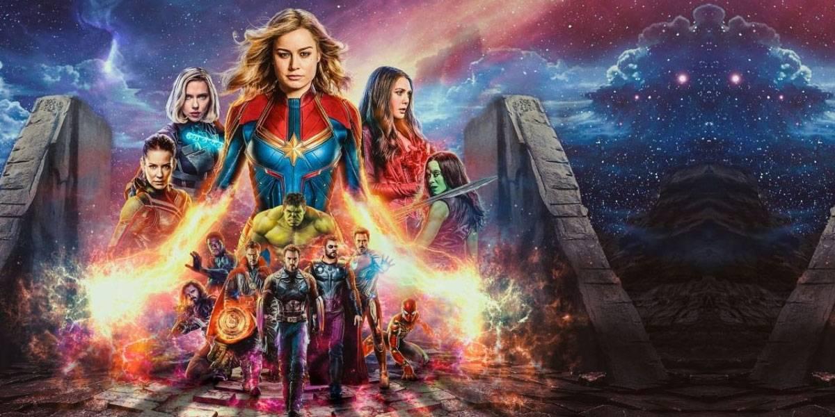 Avengers Endgame impone récord como el estreno más visto de todos los tiempos