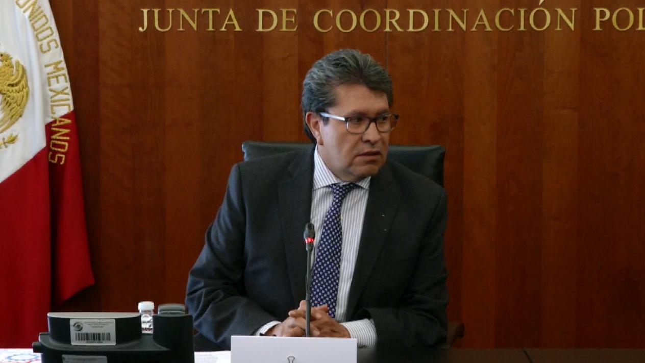 Monreal propondrá sustituir al Consejo de la Judicatura