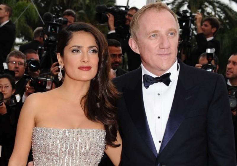 Esposo y suegro de Salma Hayek donan 100 millones de euros para restaurar Notre Dame