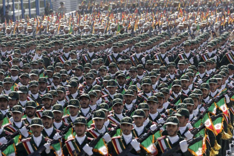 USA designa a Guardia Revolucionaria de Irán como organización terrorista