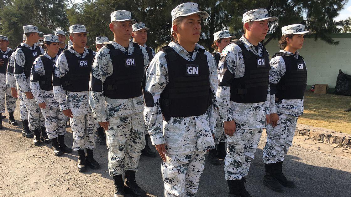 Programan en junio, 51 coordinaciones de la Guardia Nacional