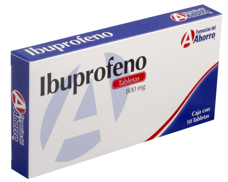Alertan sobre Ibuprofeno puede agudizar anginas, rinofaringitis, otitis, tos