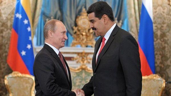 Rusia reafirma y promete ampliar apoyo a Maduro