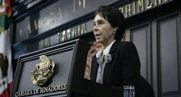 Muere María de los Ángeles Moreno, ex presidenta del PRI