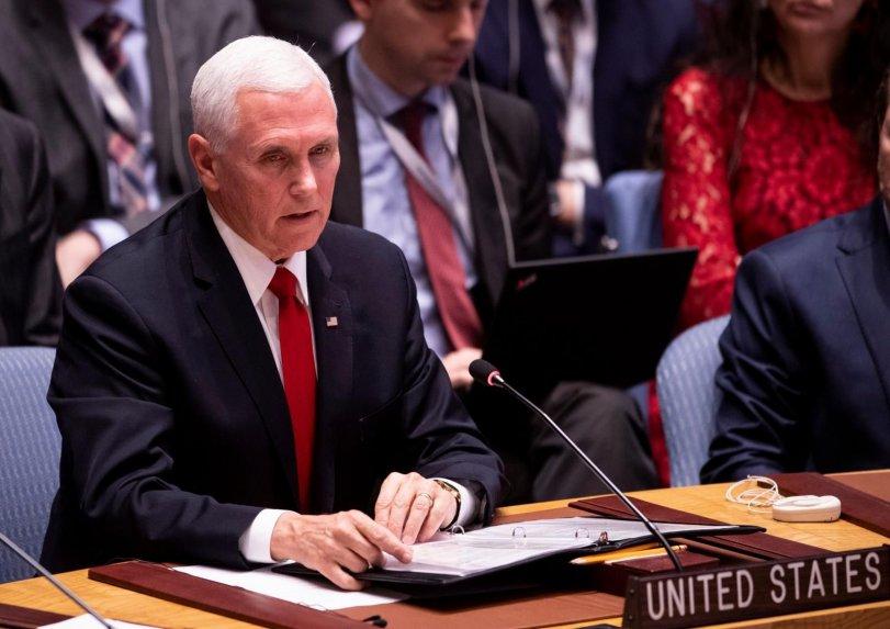 EE.UU. pide a la ONU que reconozca a Juan Guaidó como presidente de Venezuela