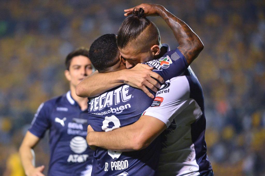 Rayados se lleva el primer partido en la final de Concachampions