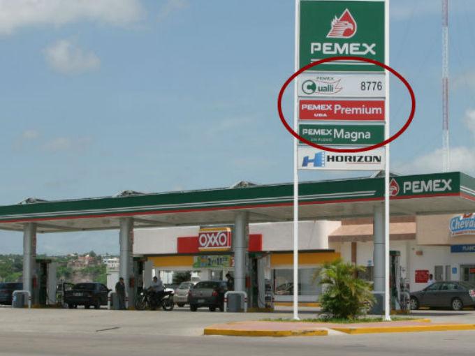 Ahora van contra gasolineras que no vendan 'litros de a litro'