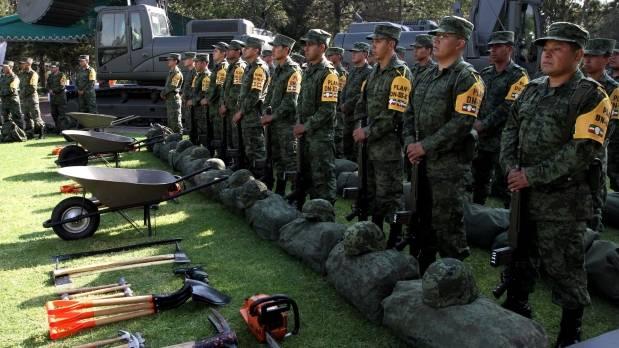Activan Plan DN-III-E en Chiapas por incendios