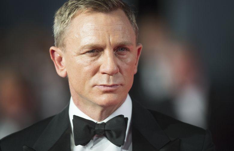 Daniel Craig será por quinta vez  'James Bond'