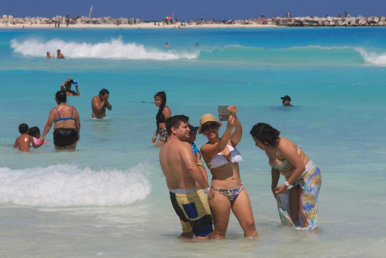 Caribe mexicano favorito entre los turistas