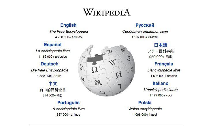 Estafan al gobierno con wikipediazos
