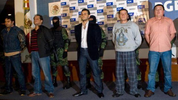 'El Vicentillo' es condenado a 15 años de cárcel en EU