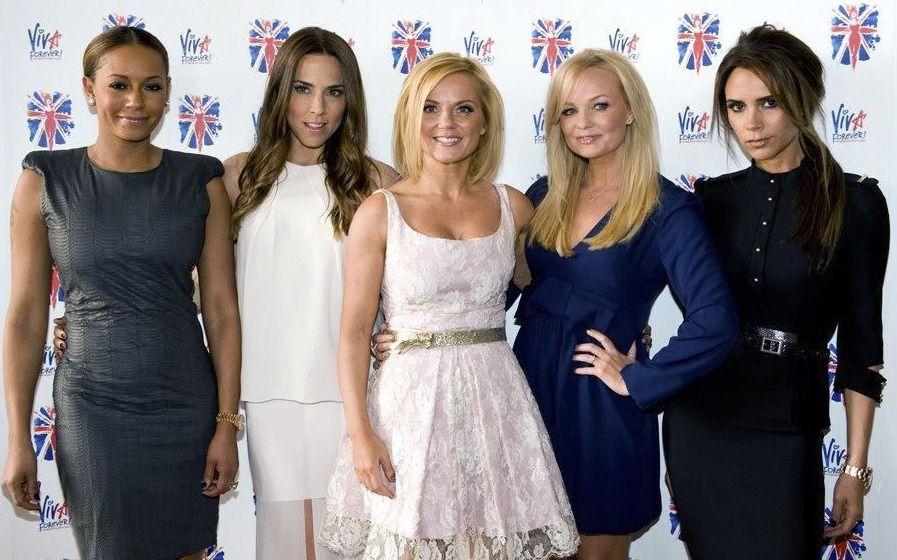 Spice Girls regresan a los escenarios