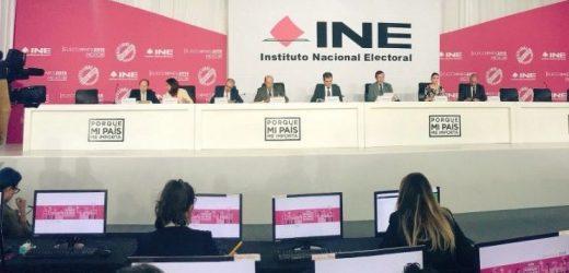 INE aprueba presupuesto 2020, solicitará 12 mil mdp