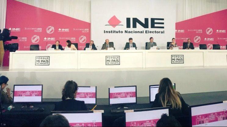 INE afirma que están listos para lea elecciones en 6 estados