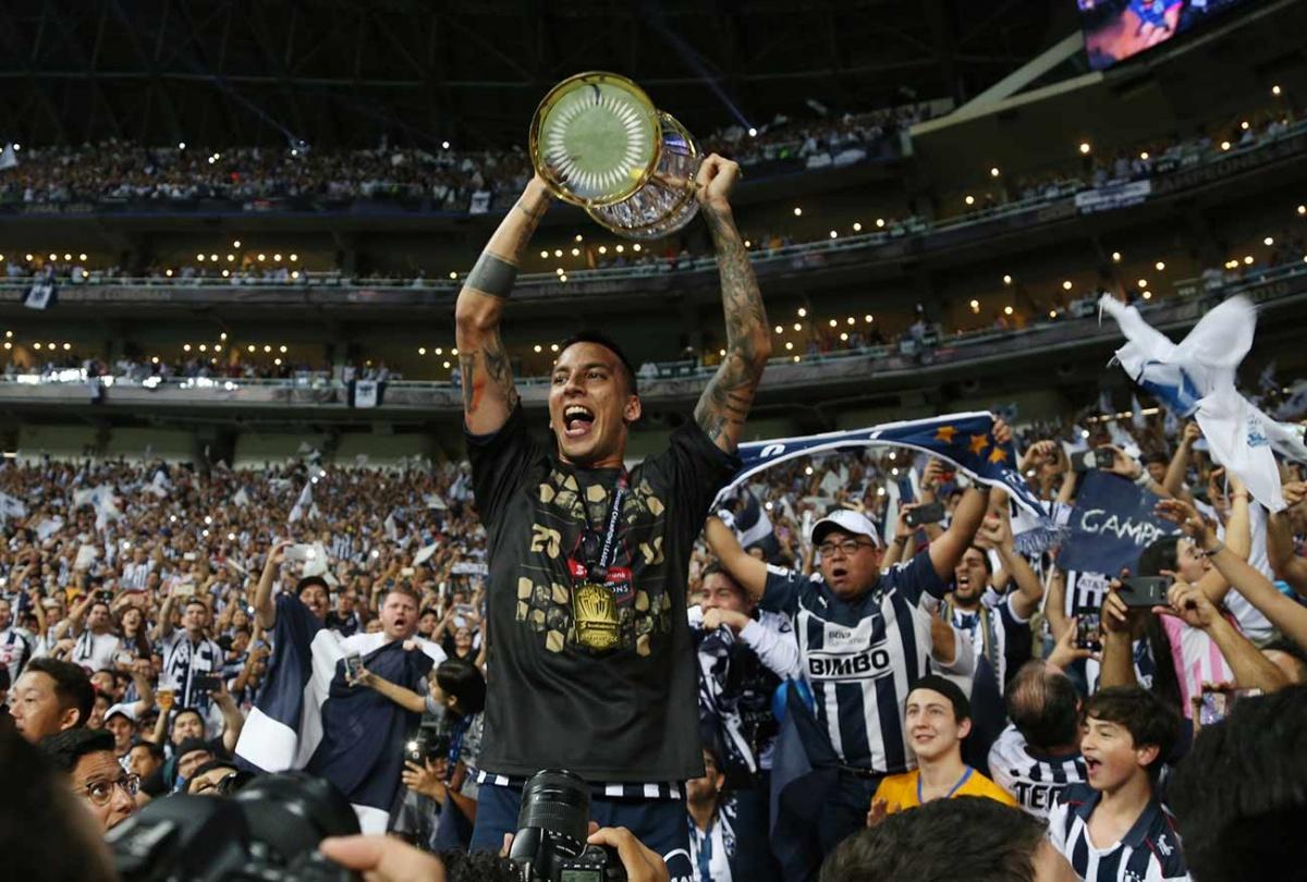 Rayados va al Mundial de Clubes