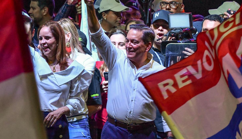 Laurentino Cortizo gana presidenciales en Panamá