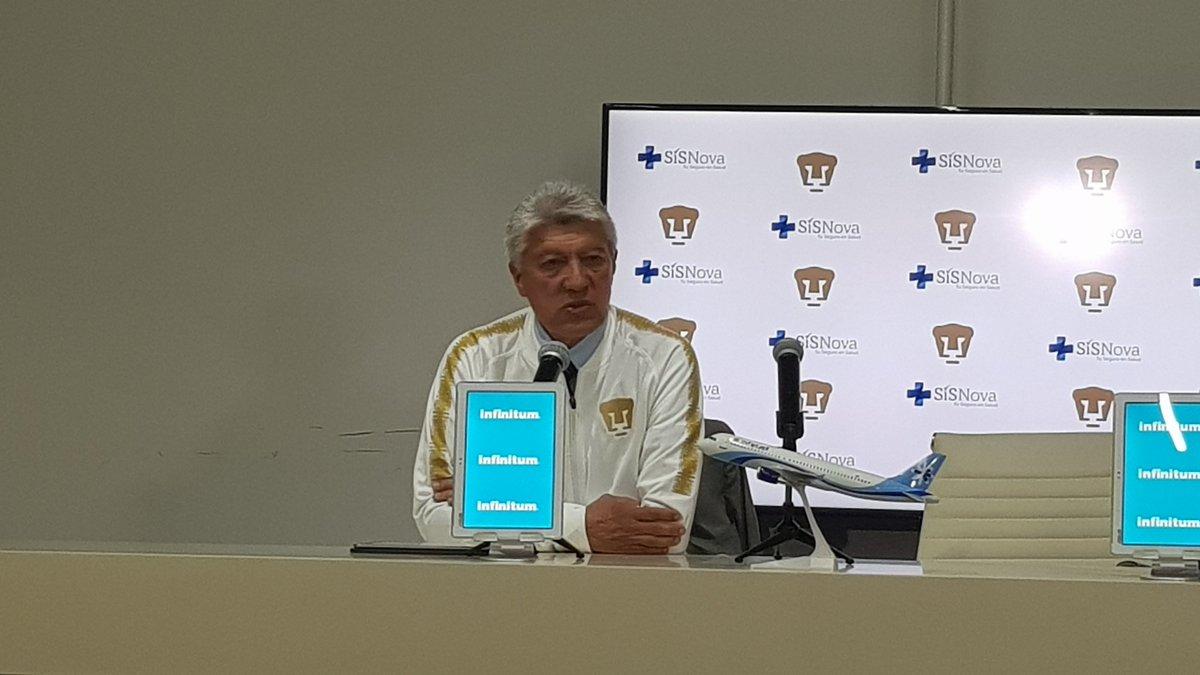 Jesús Ramírez, nuevo director deportivo de Pumas