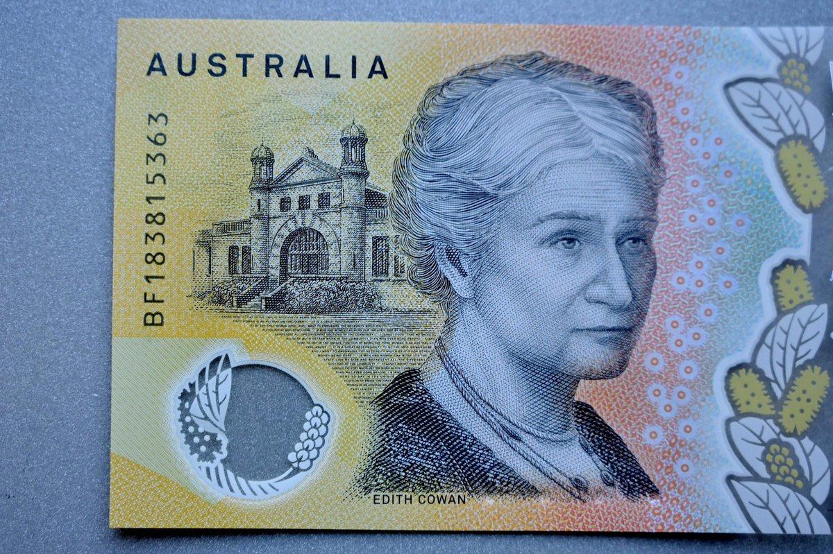 Australia imprime 400 millones de billetes con error ortográfico