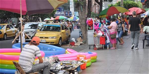 Crece la informalidad en México