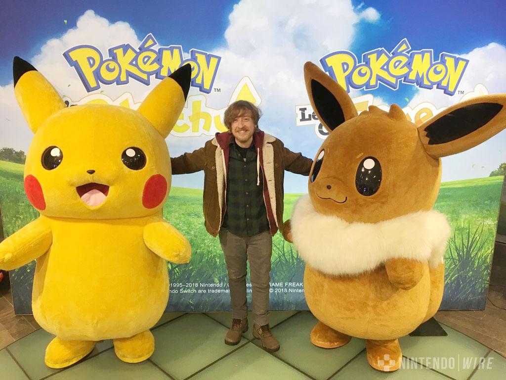 Llega la fiebre por Pikachu a Nueva York
