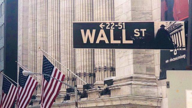 Cae Wall Street  por culpa de Trump