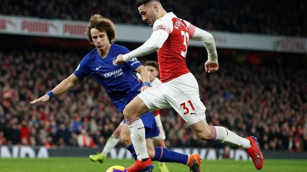 Chelsea arrolla al Arsenal