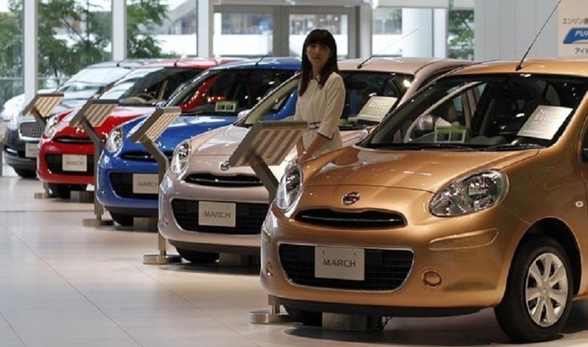Baja la venta de autos 10.4% en abril