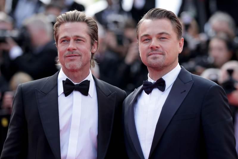 Pitt y DiCaprio regresan en Cannes