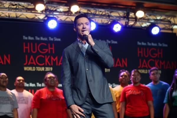 Jackman confirma presentación en CDMX