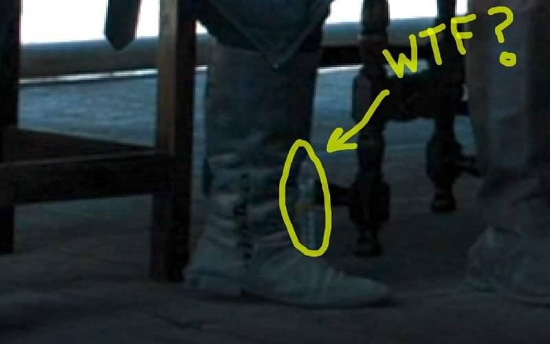 HBO lo hace de nuevo y cuela una botella plástica de agua en Game of Thrones