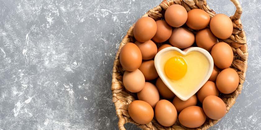 Consumir un huevo al día no eleva el riesgo de accidente cerebrovascular