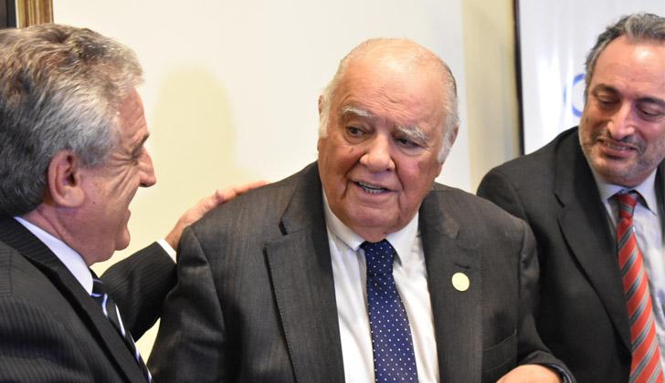 UE nombra a excanciller uruguayo asesor especial para Venezuela