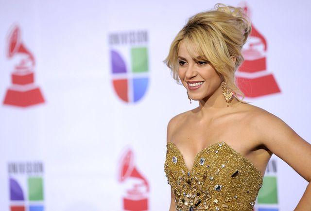"Shakira ""embarazada"""