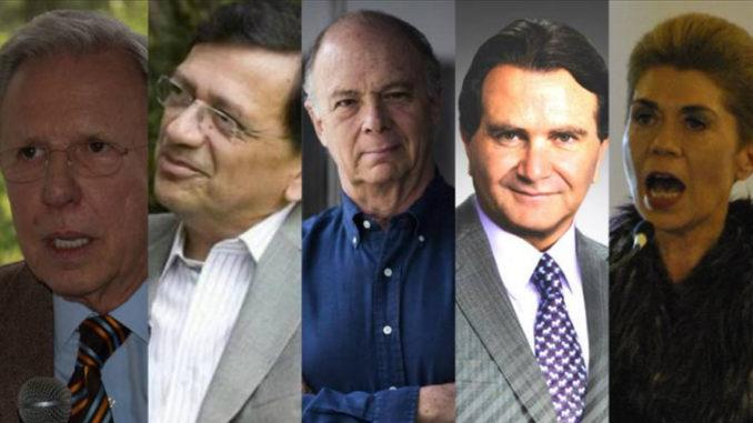 Revelan lista de 36 periodistas con contratos con gobierno de EPN