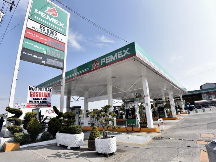 Cae 10 por ciento producción de Pemex